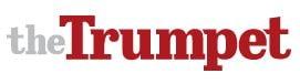 Logo for The Trumpet Magazine.