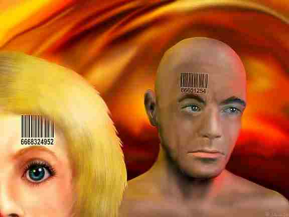 Biometrics RFID Chips